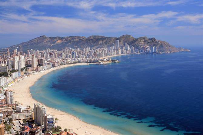 1 5 fantastic places to stay on the Costa Blanca