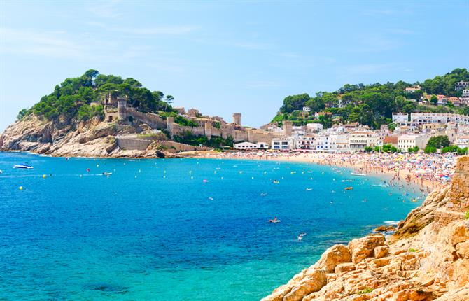 Tossa de Mar Five Pet Friendly Spanish Destinations