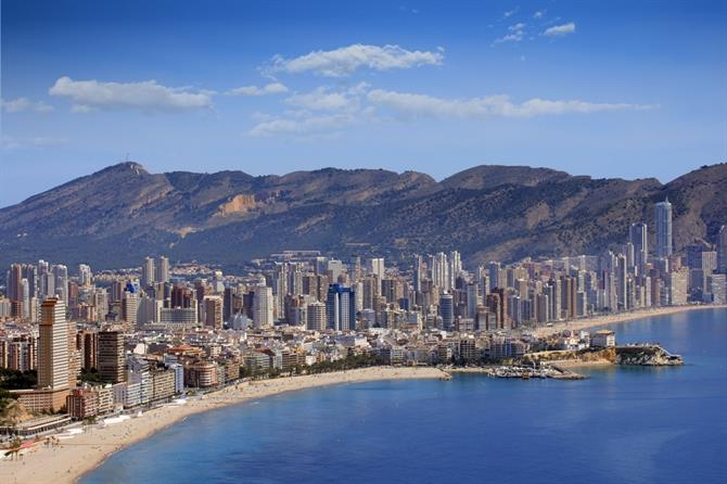 whole week. Five fab things to do on holiday in Benidorm