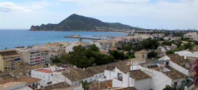 Martinez Exploring Altea Old Town