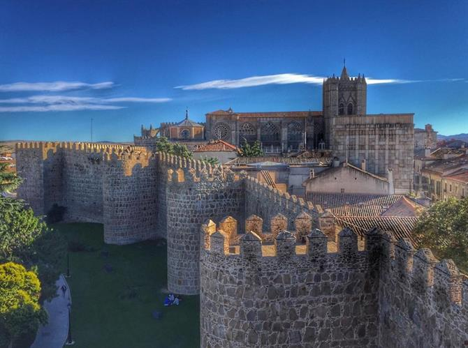 Ávila Thе Mоѕt Beautiful Cities In Spain