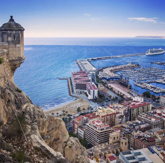 Alicante Thе Mоѕt Beautiful Cities In Spain