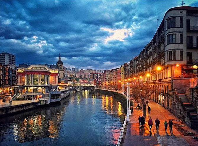 Bilbao Thе Mоѕt Beautiful Cities In Spain