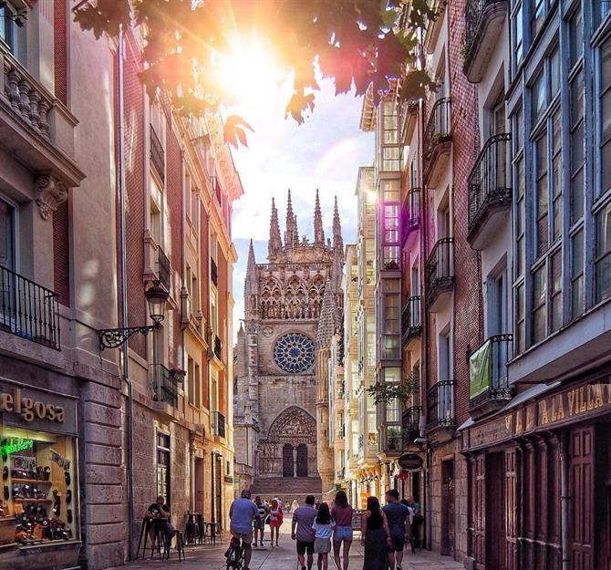 Burgos Thе Mоѕt Beautiful Cities In Spain