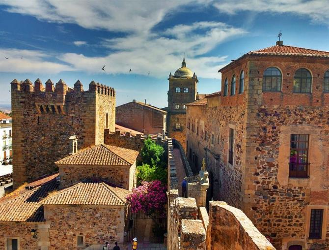Cáceres Thе Mоѕt Beautiful Cities In Spain