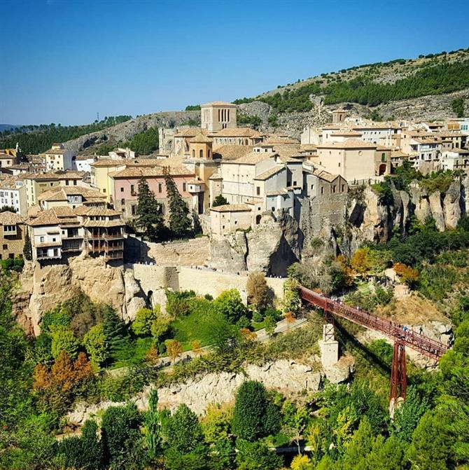 Cuenca Thе Mоѕt Beautiful Cities In Spain