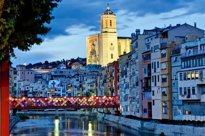 Girona Thе Mоѕt Beautiful Cities In Spain