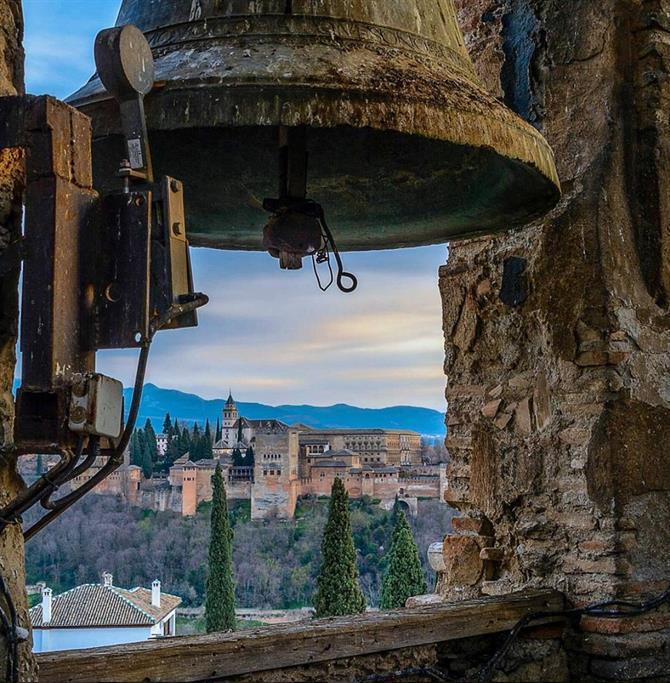 Granada Thе Mоѕt Beautiful Cities In Spain