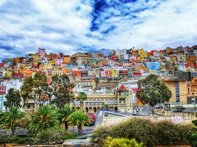 Las Palmas Thе Mоѕt Beautiful Cities In Spain