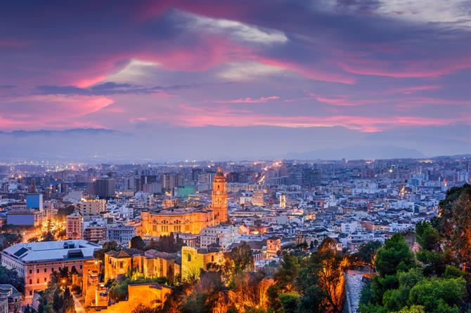 Málaga Thе Mоѕt Beautiful Cities In Spain