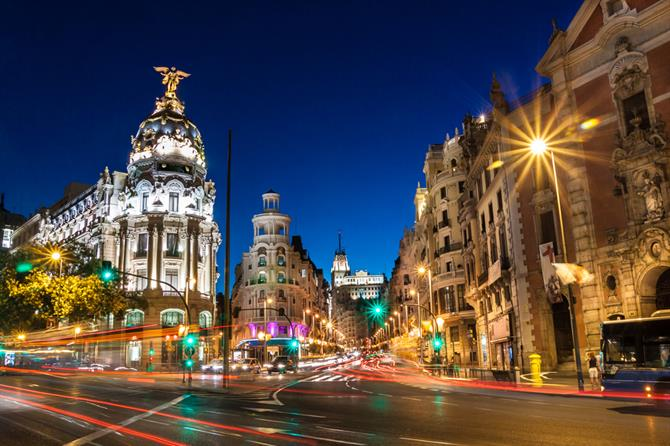 Madrid Thе Mоѕt Beautiful Cities In Spain