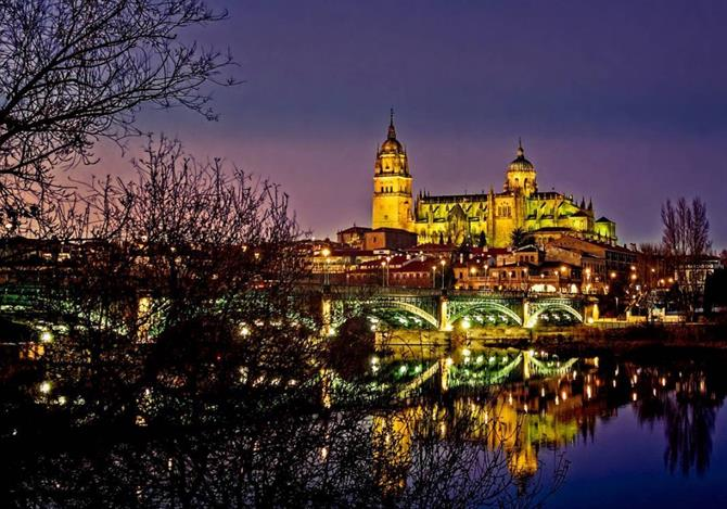 Salamanca Thе Mоѕt Beautiful Cities In Spain