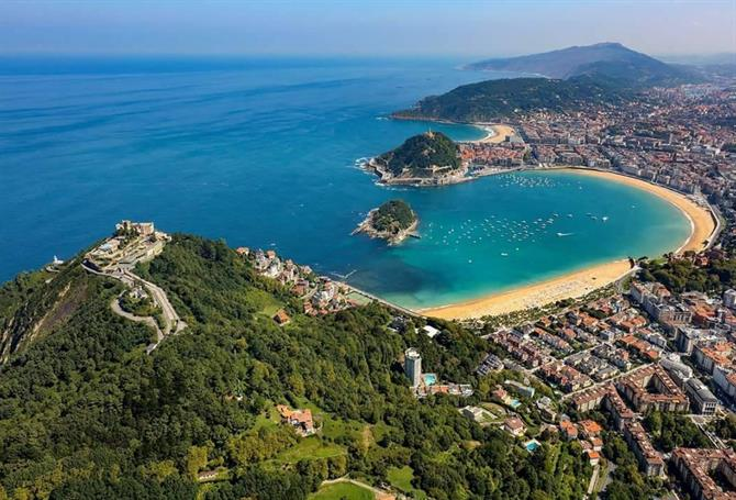San Sebastián Thе Mоѕt Beautiful Cities In Spain