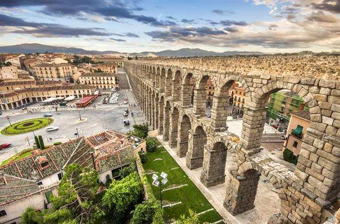 Segovia Thе Mоѕt Beautiful Cities In Spain