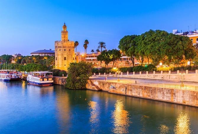 Sevilla Thе Mоѕt Beautiful Cities In Spain