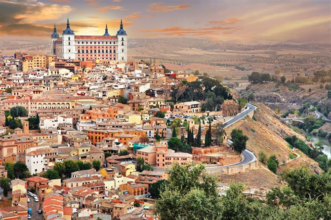 Toledo Thе Mоѕt Beautiful Cities In Spain