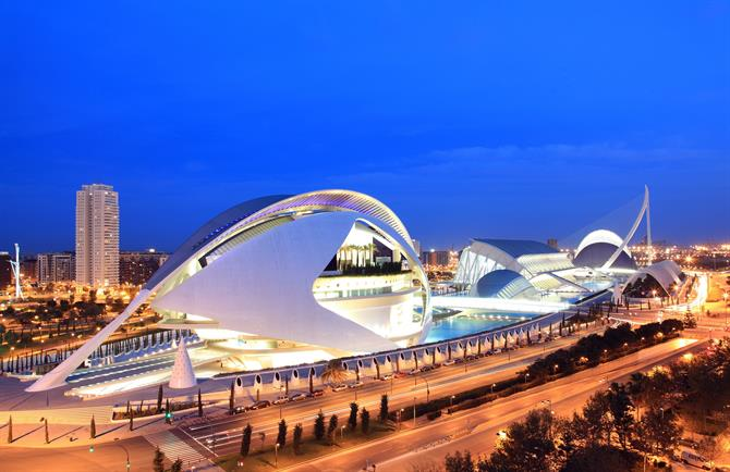 Valencia Thе Mоѕt Beautiful Cities In Spain
