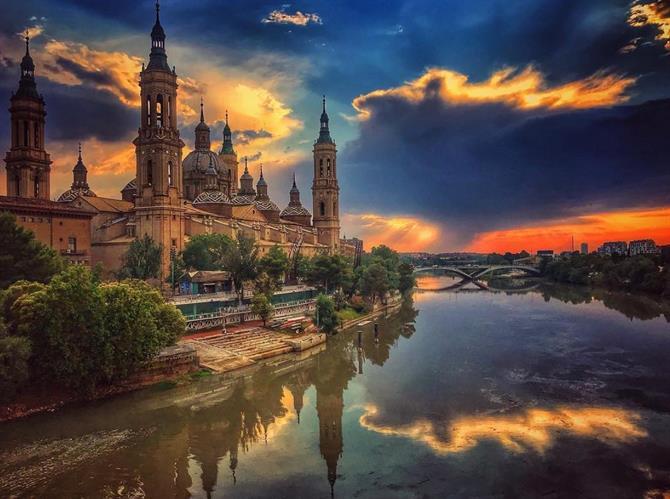 Zaragoza Thе Mоѕt Beautiful Cities In Spain