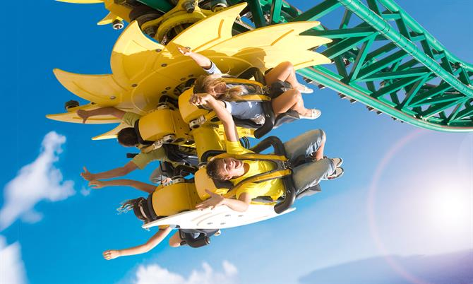 Terra Mitica Top 10 family activities іn Benidorm